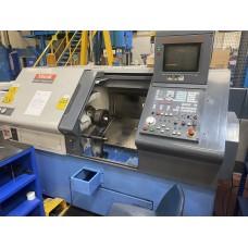 Mazak QTN-20HP CNC Lathe, Mazatrol T Plus Control