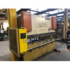 Edwards Pearson 65Ton x 2500mm CNC hydraulic Pressbrake