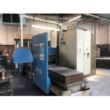 CME, BF-02 CNC Bed Type Mill