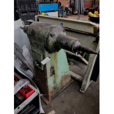 Canning Twin Spindle Pedestal Buffing / Polishing Machine