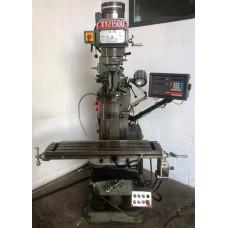 XYZ 1500 Turret Milling Machine