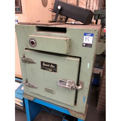 Quasi Arc Welding Oven, Type D/1