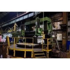 Webster & Bennett 144 Twin Column Vertical Boring Machine