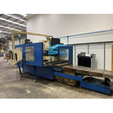 MTE Model BF 3200 CNC Bed Type Mill, Serial Number 97030095