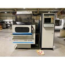 ONA Prima S 250 EDM AWF Wire Feed Machine Serial Number 8107/9806,