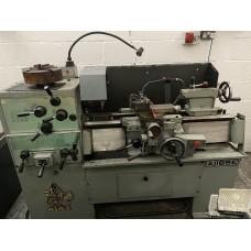 Ajax AJ165E Gap Bed Centre Lathes Serial No 34574 B50389
