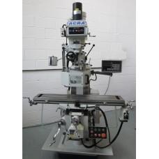 Acra FM-2V Turret Milling Machine
