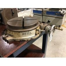 Jones and Shipman Rotary Table, Type S4012-012, 300mm Diameter